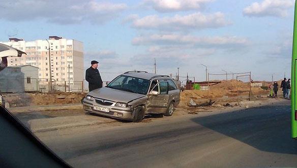 Минск (ФОТО). Информация Госавтоинспекции. 25-27 марта 2011