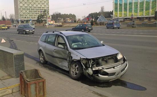 ДТП Минск (ФОТфО). Информация Госавтоинспекции. 28 марта 2011