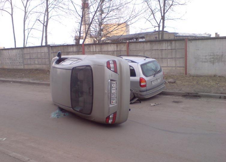 ДТП Минск (ФОТО). Информация Госавтоинспекции. 30 марта 2011