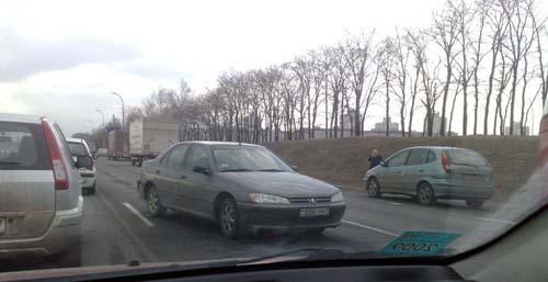 ДТП Минск (ФОТО). Информация Госавтоинспекции.