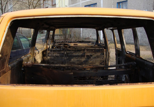 Авария и ДТП в Минске 01-04 апреля 2011. Авария и ДТП в Минске 04 апреля 2011