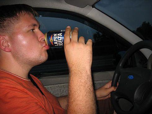 С августа выпитая бутылка пива станет основанием для лишения прав