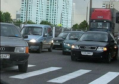 ДТП Минск (ФОТО). Информация Госавтоинспекции. Сводка за 23 мая 2011