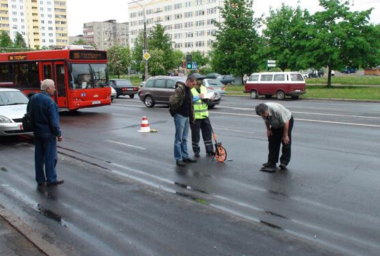 ДТП Минск (ФОТО). Информация Госавтоинспекции. Сводка за 24 мая 2011