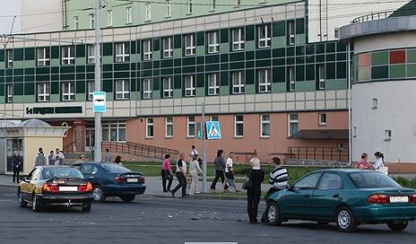 ДТП Минск (ФОТО). Информация Госавтоинспекции. Сводка за 25 мая 2011