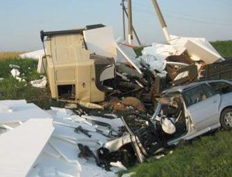 Под Минском погиб водитель BMW 525