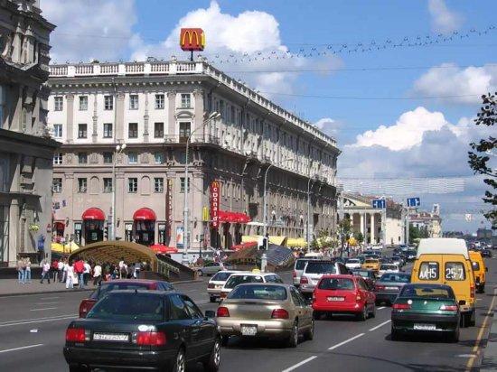 В Минске в пятницу пройдет единый день безопасности дорожного движения