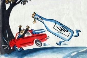 Алкоголь – главный враг безопасности дорожного движения
