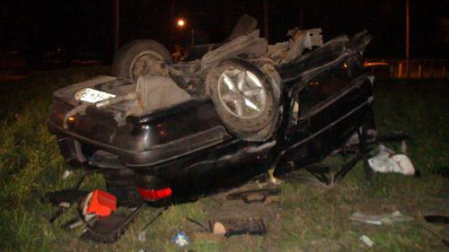 Две аварии на МКАД - трое погибших