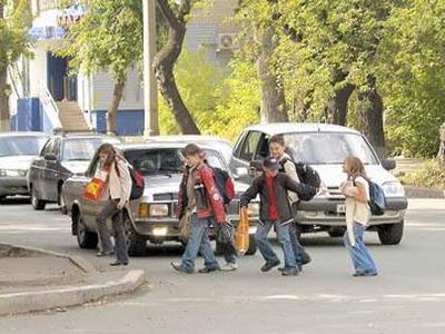 """26 августа ГАИ проведет единый день безопасности дорожного движения под девизом """"Безопасная дорога в школу – задача взрослых!"""""""