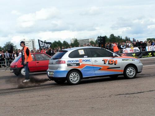 финальная гонка сезона 2011 в белорусском драгрейсинге