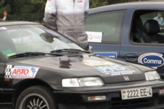 Чемпионат по автослалому, Брест, 2010