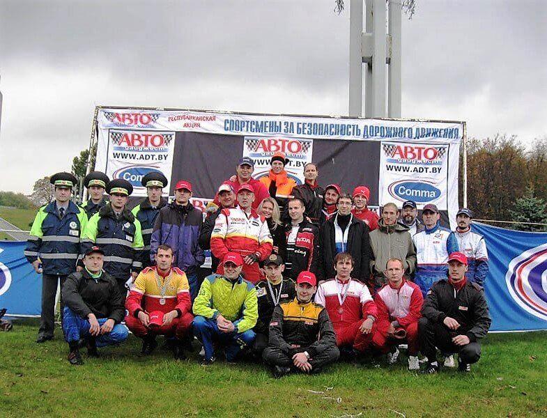 Общее фото на память участников акции