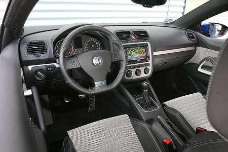 Передняя панель VW Scirocco