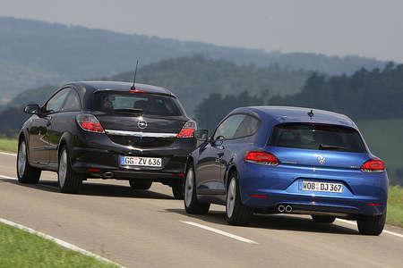 VW и Opel