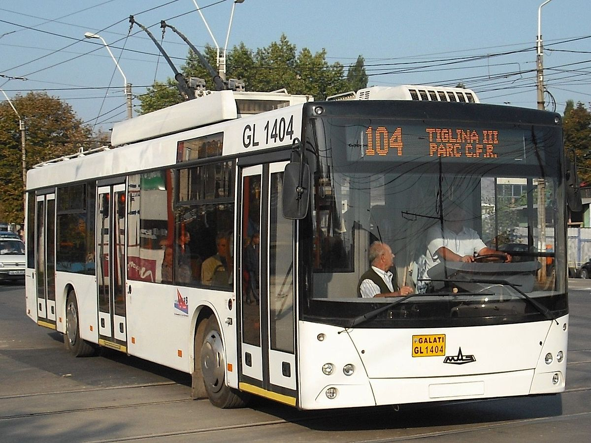 МАЗ - ЭТОН Т103