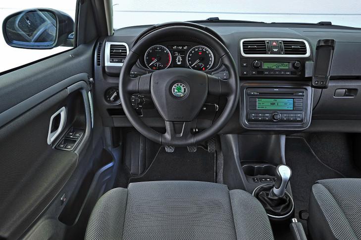 Автокубики- Fiat Fiorino Qubo и Skoda Roomster