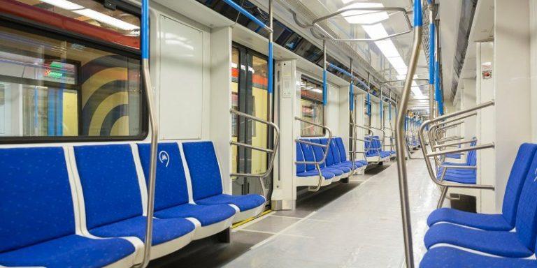 Швейцарские поезда в метро поедут на шинах Michelin