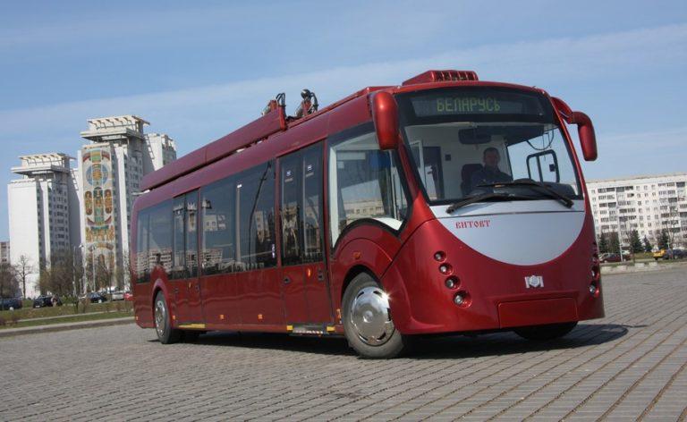 Еще пять троллейбусов 42003А