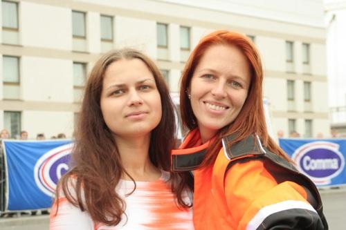 Спортсмены за безопасность ДД-2009.Гомель