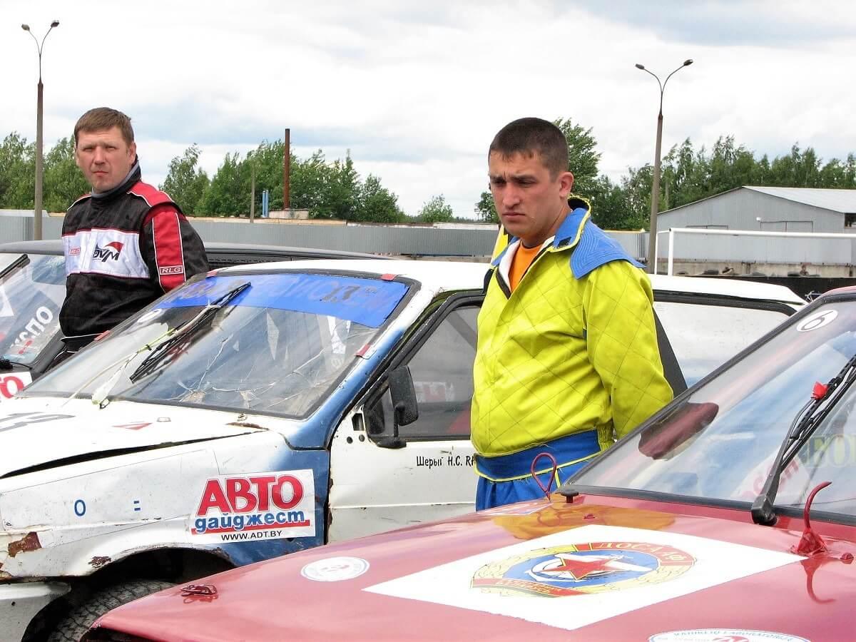 Матч сборных Беларуси и Украины на кубок Бош