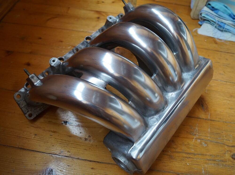«Действительно ли путем полировки коллекторов можно увеличить мощность двигателя?