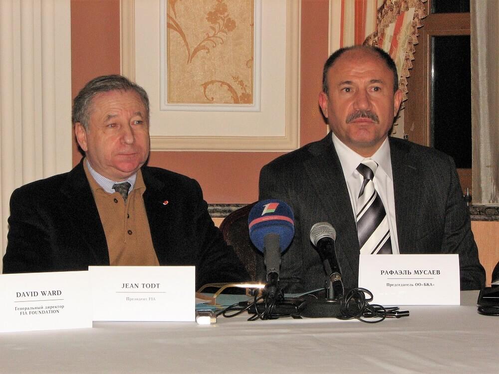 Жан Тодт в Беларуси: вопросы и ответы