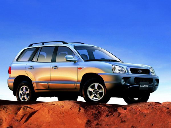 Hyundai Santa Fe, Honda CR-V и Suzuki Grand Vitara: внедорожники или паркетники?