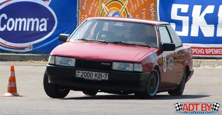 Третий этап чемпионата Беларуси 2010 по скоростному маневрированию