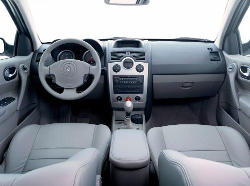 Панель Renault Megane