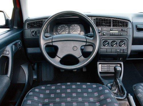 Панель VW Golf - 3
