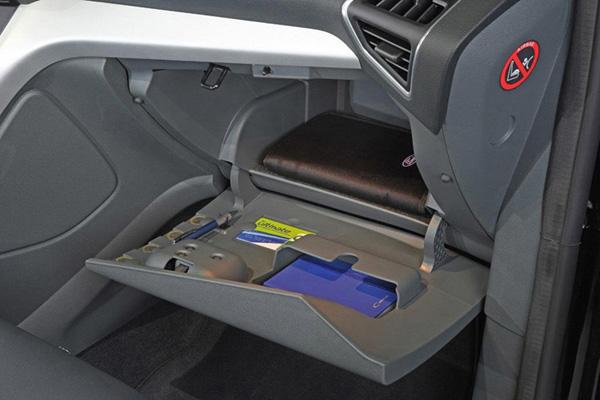 Перчаточный ящик Ford C-Max