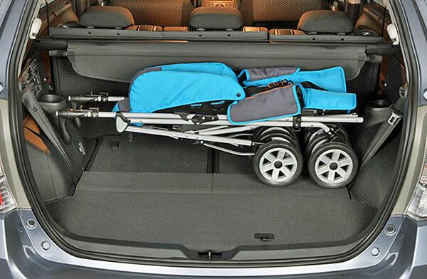 Багажное отделение Ford C-Max