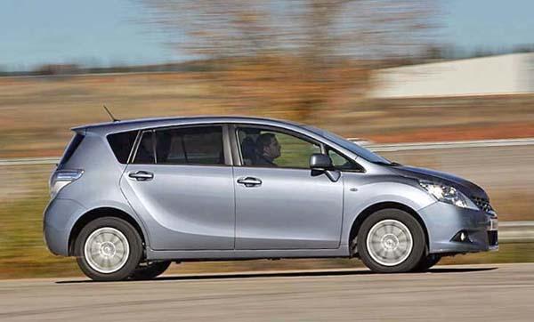 Ford C-Max и Toyota Verso тест драйв