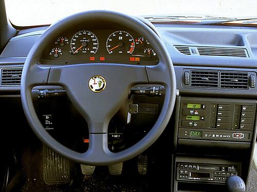 Панель Alfa Romeo 155