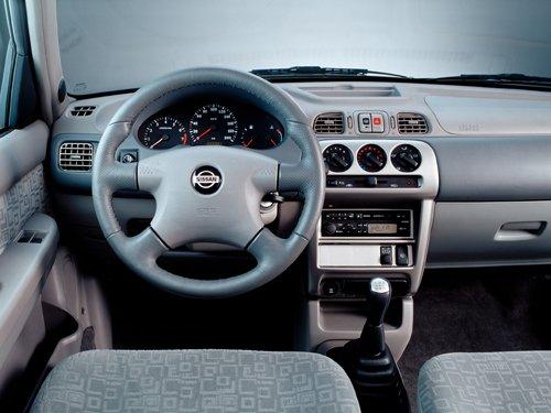 Панель Nissan micra