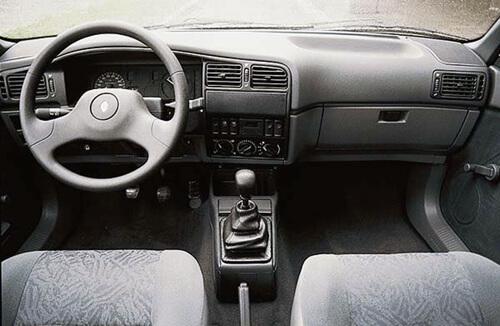 Панель Renault 19