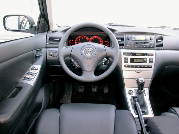 Панель Toyota Corola