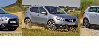 Сравнительный тест автомобилей Nissan Qashqai, Kia Sportage и Mitsubishi ASX