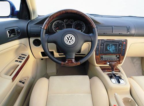 VW Passat B5 GP