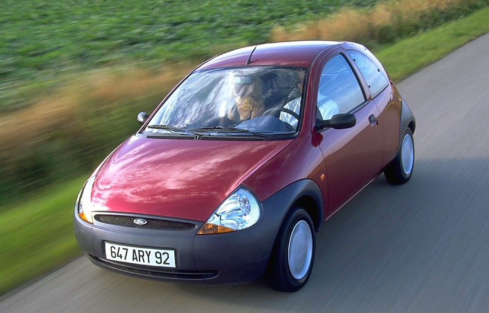 Renault Twingo, Daewoo Matiz, Ford Ka и Nissan Micra: мальцы-удальцы