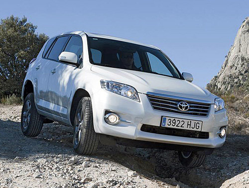Сравнительный тест автомобилей Renault Koleos и Toyota RAV4