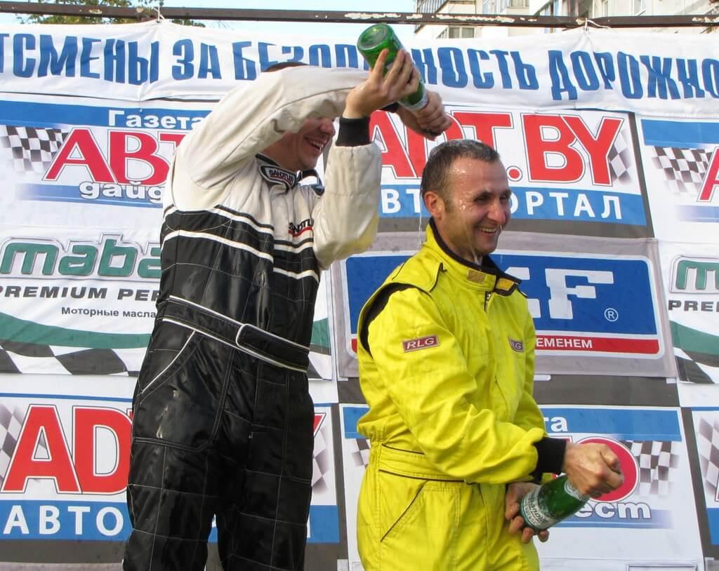 На середине пути к Кубку ADT.BY- гонки в Витебске