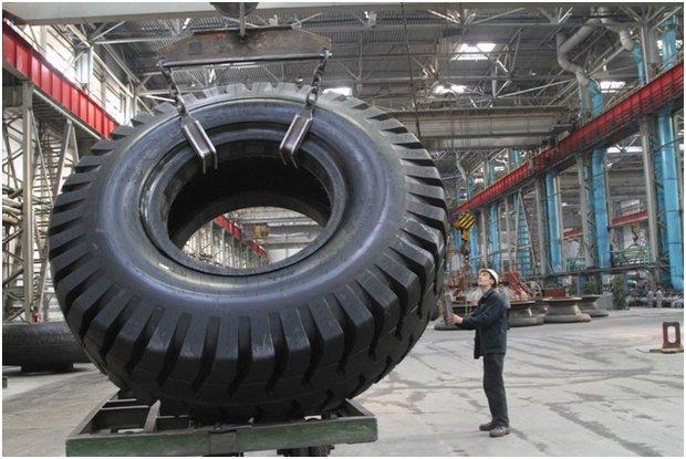 Goodyear поможет Белшине разработать сверхкрупногабаритные шины