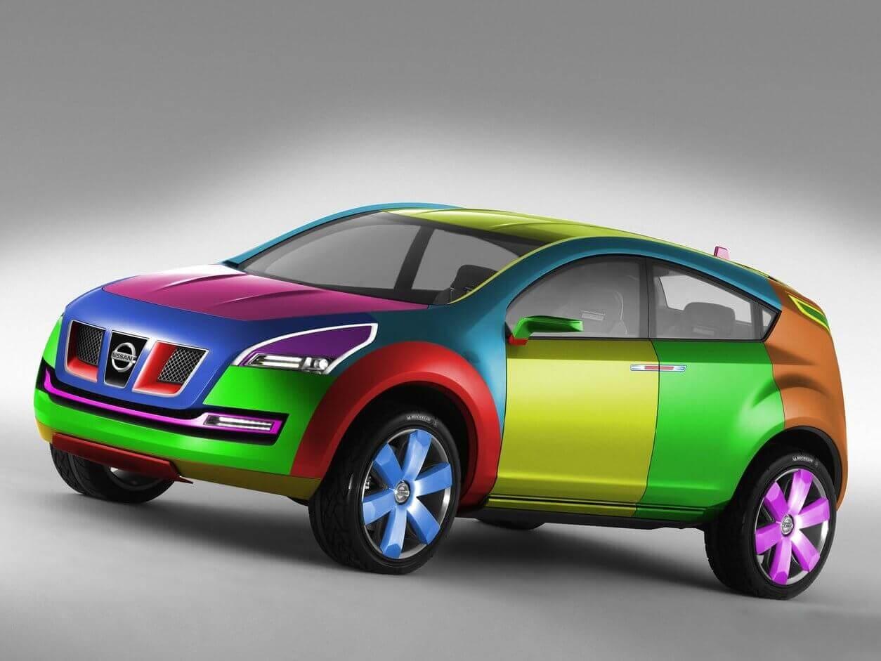 Штраф за несоответствие цвета автомобиля 2017