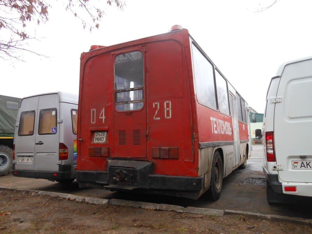 Икарус-260 техпомощь