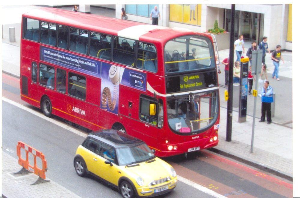 Автобус Arriva