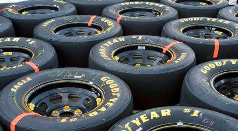 Новые шины Goodyear снижают расхода топлива