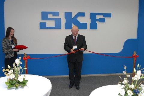 Открытие нового офиса Представительства компании SKF