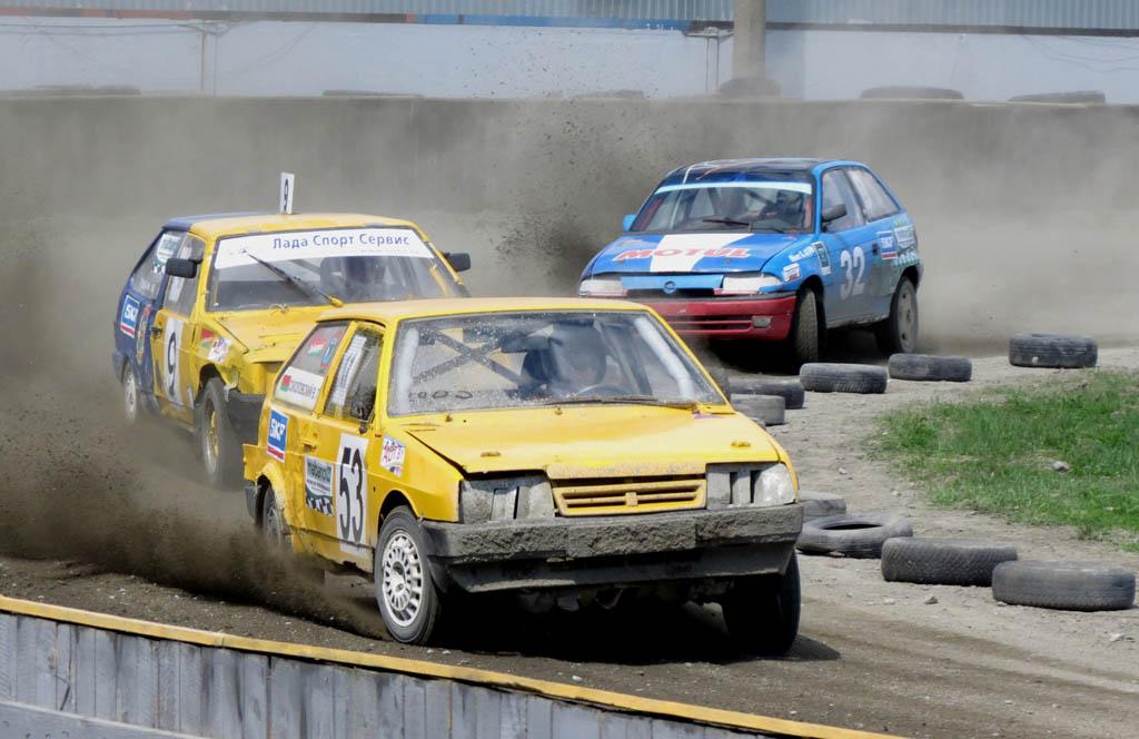 Большие гонки 2013 - 1 этап
